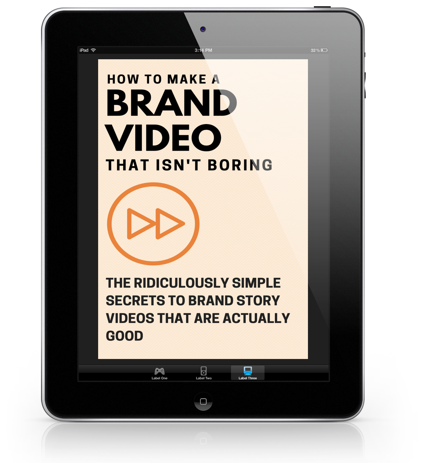 How to Make a Brand Video that Isn't Boring Online Course