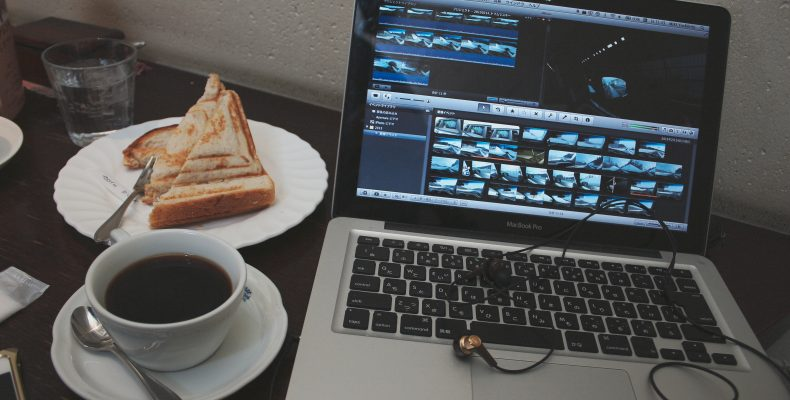 remote video production: editing